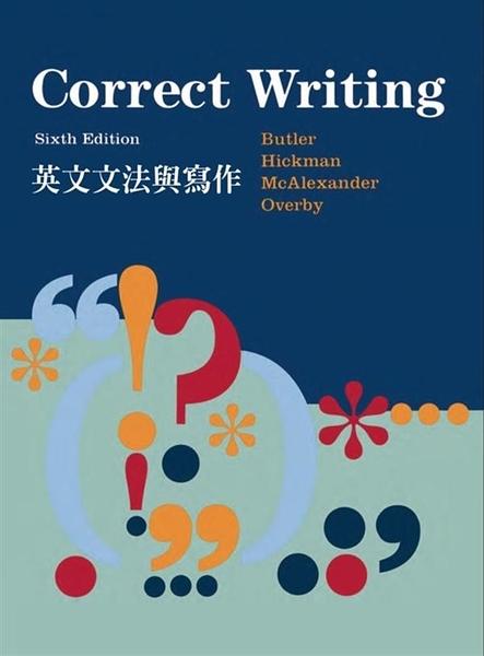 (二手書)Correct Writing  (6ed. 2011)
