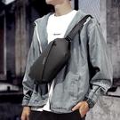 運動腰包胸包時尚男包斜背包側背包小包【小酒窩服飾】