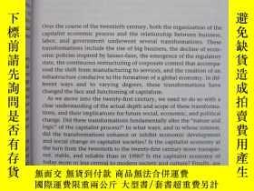 二手書博民逛書店Transformations罕見of Capitalism: