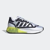 Adidas Zx 2k Boost Futureshell [G55509] 男鞋 運動休閒 經典 復古 舒適 黑 白