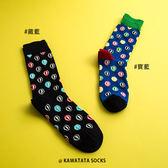 日本熱氣球中筒襪/2色【558051307】