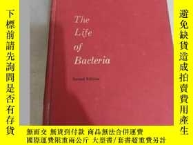 二手書博民逛書店THE罕見LIFE OF BACTERIA(SECOND EDI