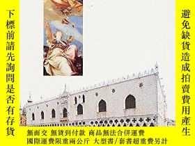 二手書博民逛書店The罕見Doge s Palace in VeniceY346