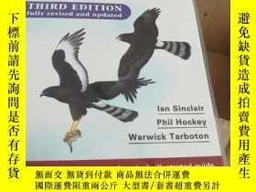 二手書博民逛書店SASOL罕見BIRDS OF SOUTHERN AFRICA(沙索非洲南部的鳥類)Y292899 出版