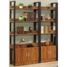書櫃 書櫥 QW-535-68 楊柳4尺...