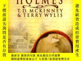 二手書博民逛書店Kissing罕見Sherlock HolmesY364682 T. D. Mckinney Amber Qu