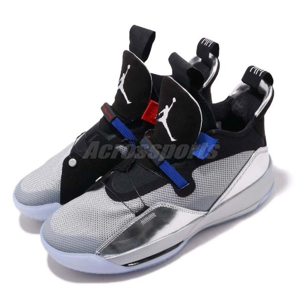 timeless design 35cde f0b4a Nike Air Jordan XXXIII PF 33 All Star 銀紅明星賽星空喬丹男鞋籃球