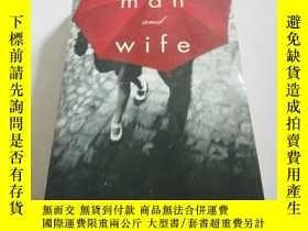 二手書博民逛書店man罕見and wife(英文)Y200392 tony pa
