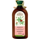 【Green Pharmacy草本肌曜】人蔘元氣平衡洗髮露350ml (油性&中性髮質適用)