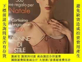 二手書博民逛書店Vogue罕見Italia December 1994Y227933