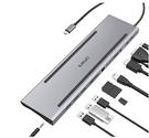 【現貨】 Omars 10 in 1 USB Type C 集線器4K HDMI 1000Mbps