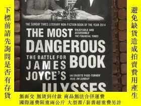 二手書博民逛書店The罕見most dangerous bookY231392
