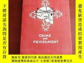 二手書博民逛書店CRIME罕見and Punishment:罪與罰(外文)Y177301 Fyodor Dostoyevsky