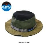 【日本限定款】西雅圖 KAVU Strap Bucket Hat 民族編織漁夫帽 搞怪個性 #123