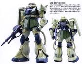 不挑盒況 鋼彈模型 PG 1/60 機動戰士鋼彈 MS-06F 量產型薩克II TOYeGO 玩具e哥