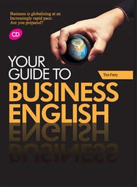 (二手書)Your Guide to Business English (16K+1CD)