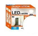 [COSCO代購] W124173 IRIS LED 小型吸頂燈白光 2入