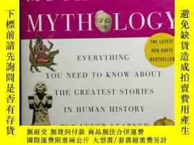二手書博民逛書店Don t罕見Know Much About Mythology
