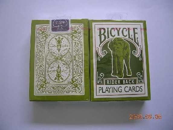 【USPCC撲克館】撲克牌BICYCLE 808 大象牌紀念牌