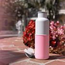 HYDY 玫瑰粉-白瓶 時尚保溫水瓶 5...