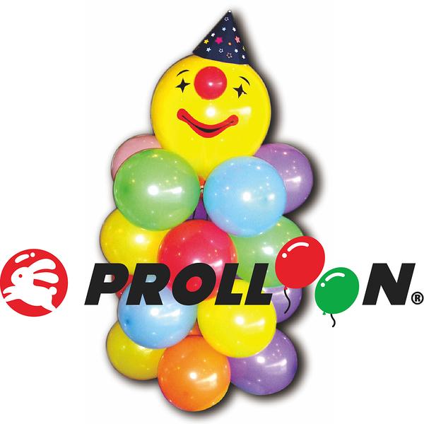 【大倫氣球】小丑-氣球DIY材料包 Clown Balloon 氣球佈置 開幕 舞會 生日 派對party 乳膠氣球