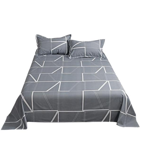 單件 床單床罩床包單人2米X2.3雙人1.5米1.8M被單【聚寶屋】