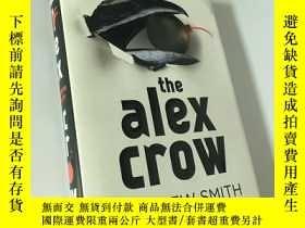 二手書博民逛書店the罕見Alex crow ANDREW SMITH17474