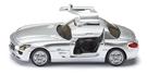 SIKU 德國小汽車 Mercedes SLS, Colori Assortiti SU1445