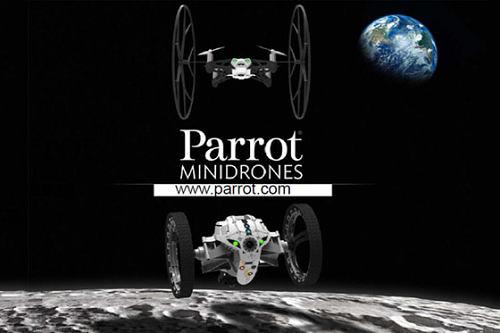 [出清]Parrot Jumping Sumo迷你智能動感遙控車 共三色 極具個性 動感遙控車