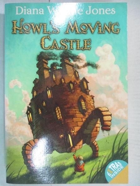 【書寶二手書T1/原文小說_AWX】Howl s Moving Castle_Jones, Diana Wynne
