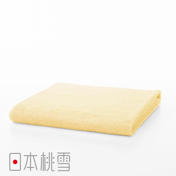 日本桃雪飯店大毛巾(奶油黃) 鈴木太太