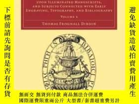 二手書博民逛書店The罕見Bibliographical Decameron: Or Ten Days Pleasant Disc