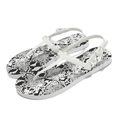 Puma 涼鞋 Cozy Sandal Wns 白 蛇紋 涼拖鞋 人字拖 夾腳拖 可調式【ACS】 37521303