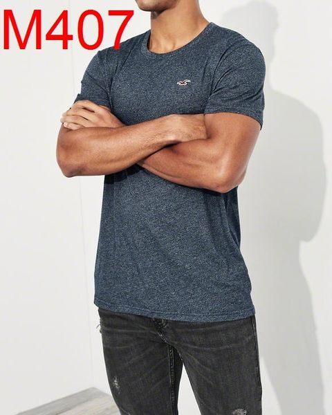 HCO Hollister Co. 男 當季最新現貨 短袖T恤 Hco M407