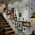 酒吧樓梯墻面裝飾品復古壁飾墻飾餐廳奶茶店樓道工業風壁掛件掛飾 【618特惠】