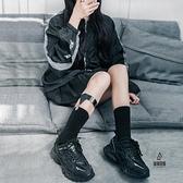 小腿襪扣長筒襪薄款制服襪夾腿環jk襪子女中筒襪瘦腿日系【愛物及屋】