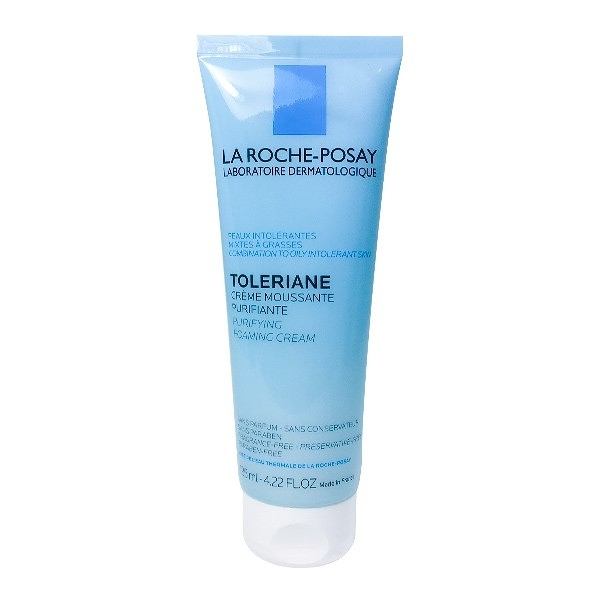 【公司貨】理膚寶水 LA ROCHE-POSAY 多容安泡沫洗面乳 125ml