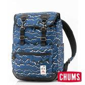 CHUMS 日本 Bozeman Flap 後背包 金屬山-CH602736Z123