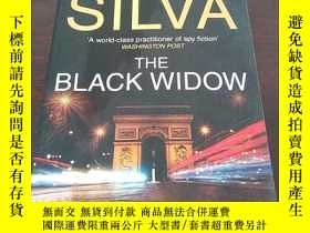 二手書博民逛書店The罕見Black Widow (Gabriel Allon