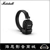 【海恩數位】Marshall Major IV Bluetooth 藍牙耳罩式耳機 - 經典黑
