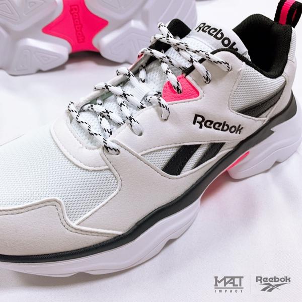 IMPACT Reebok Royal Bridge 3.0 白 粉 黑 內增高 老爹鞋 DV8335 DV8338