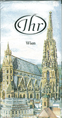 Wien-德國 IHR 紙手帕