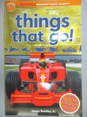 【書寶二手書T7/少年童書_KJQ】Things That Go!_Arlon, Penelope