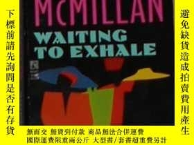 二手書博民逛書店英文原版罕見Waiting to Exhale by Terry