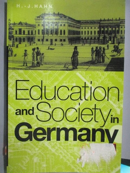【書寶二手書T7/社會_YKG】Education and Society in Germany