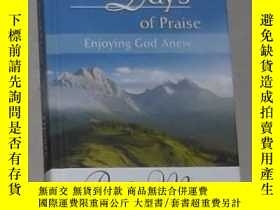 二手書博民逛書店英文原版罕見Thirty-One Days of Praise: