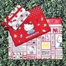 Hello Kitty 三連包 收納包 錢包 隨身包 文件袋 日本帶回正版商品