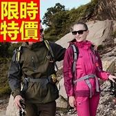 登山外套-防風保暖透氣防水情侶款滑雪夾克(單件)62y13[時尚巴黎]