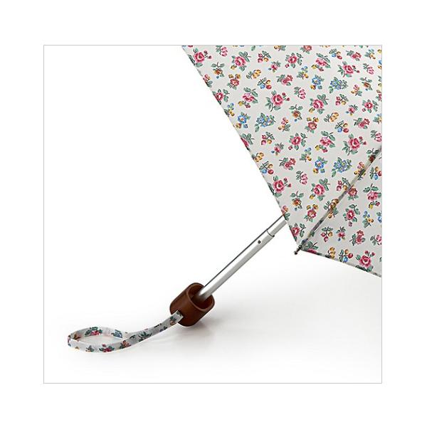 *禎的家* 英國名牌 Cath Kidston 雨傘 *經典白玫瑰小花