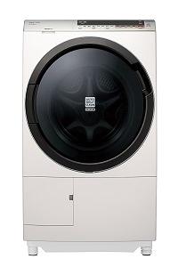 《日立 HITACHI》11.5 公斤 尼加拉飛瀑 滾筒洗脫烘洗衣機 BDSX115CJ左開